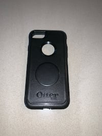 iPhone 8 Otter Box Case with Pop Socket