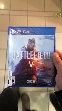 Sony PS4 Battlefield 1 case Prince George, V2N 2S9