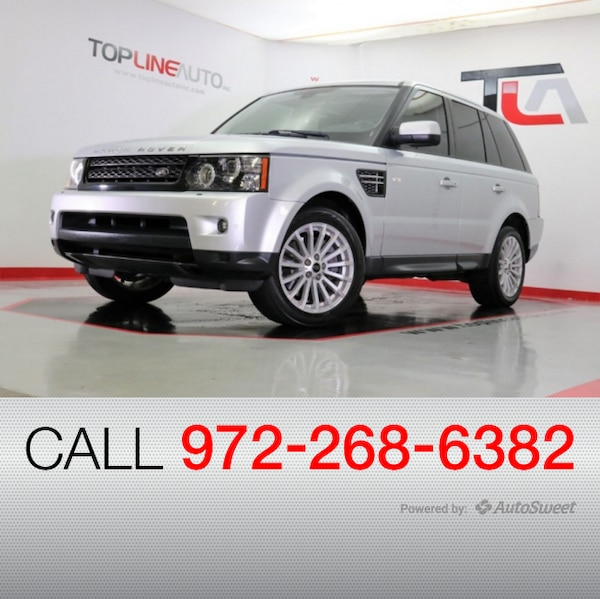 Used 2013 Land Rover Range Rover Sport for sale in Irving - letgo