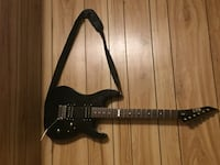 Electric guitar with accesories  Calgary, T3K 6E7