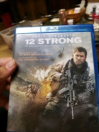 12 Strong - BLU-RAY   Essex, 21221