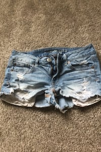 size 2, American Eagle jean shorts Denver