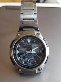 Casio world time, five alarms
