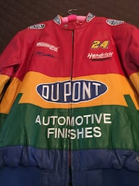 Jeff Gordon leather jacket new never worn Piedmont, 29673