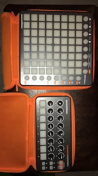 Novation Launch Pad (8x8) Comes with both!