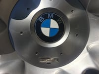 BMW Authentic Rims and Tires 275/35zR20 like new New York, 11367