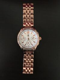 Charming Charlie rose gold women watch Clifton, 07013