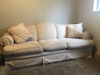 gray fabric 3-seat sofa Provo, 84606