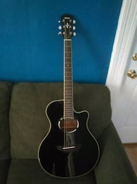 black and brown acoustic guitar Grand Rapids, 49507