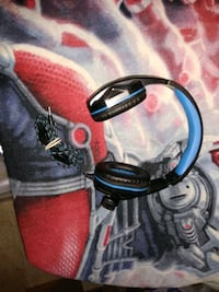 Billboard performance gaming headphones  Summerville