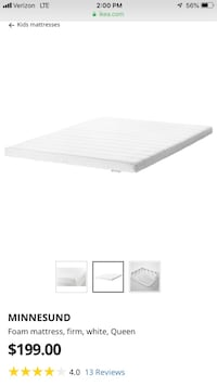 Ikea Mattress  Las Vegas, 89119