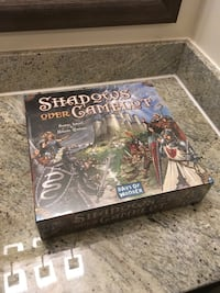 Boardgame: Brand New: Shadows Over Camelot Arlington, 22204