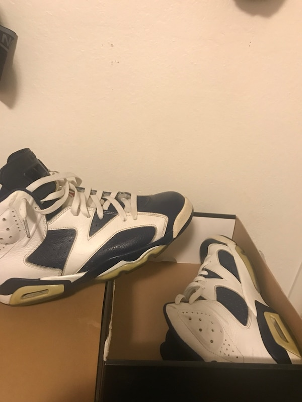 wholesale dealer a7150 ed3d7 Jordan Olympic 6s