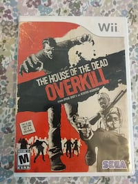 House of Dead Overkill Wii