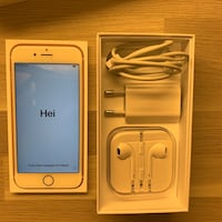 iPhone 6s rosagul 64GB feilfri Gjettum, 1346