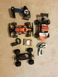Great RC car and two parts cars Langley City, V3A 3C7