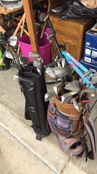 golf clubs and bags Howell, 48855