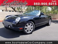 2002 Ford Thunderbird 2dr Conv w/Hardtop Deluxe Scottsdale
