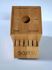 CUTCO Galley + 6 Oak Block ONLY for Kitchen Knives - EUC! Stephens City, 22655