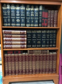 Old but barely used full encyclopedia set