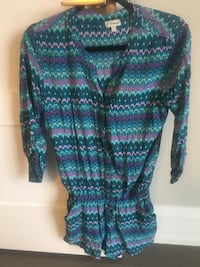 Women's cool coloured P. J. Salvage shorts romper! Size Small Vaughan, L4L 1A6