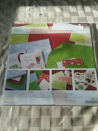 Creative Memories Candy cane album kit  North Oaks, 55127