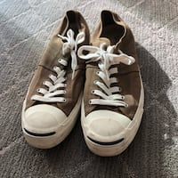 Men's Jack Parcell sneakers size 13, brown, worn a couple of times Laguna Hills, 92653