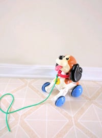 Tomy Sit n Walk with Dog sounds