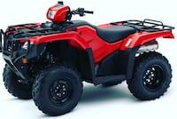 Looking for a good ATV I got $ 1,200 in hand today must deliver