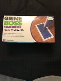 Swiffer Wet Jet or Grime Boss Basics Floor Pad refills. Two boxes Edgewood, 46011