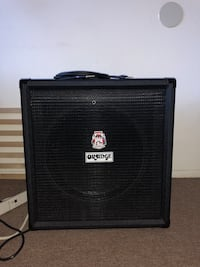 Orange Bass 100w Amp ( Black ) Garden Grove, 92841