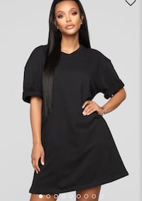 Oversized tshirt dress Alexandria, 22304