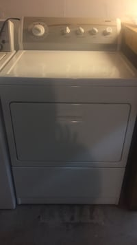 white front-load clothes washer Arlington, 76016