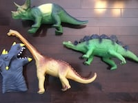 Animal Planet Foam Dinosaurs