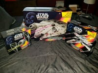 Star Wars the Power of the Force collection (90's) Cambridge