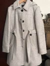 Warm coat bought at Macy's $47.00 Providence