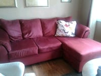 Small Sectional Sofa JUST REDUCED!! Welland, L3B 5N8