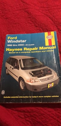 Ford wins star manual 1995-2003