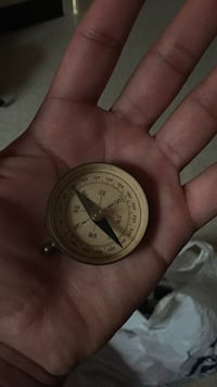 Mini Compass New York, 10001