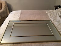 Beautiful rectangular mirror. Approximately 20 inches by 32 inches Waterdown, L8B 0N8