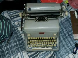 1957 Royal typewriter model FP and it is also a special order