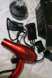 Hair dryer set