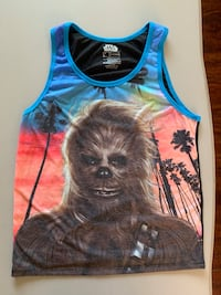 Chewbacca tank top Maple Ridge, V2X 5C7