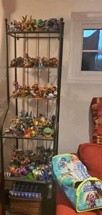 Lot of Skylanders stuff