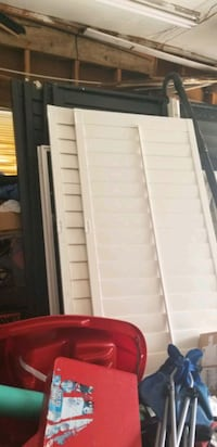 quality shutters! many different  sizes  i can't post the size at time