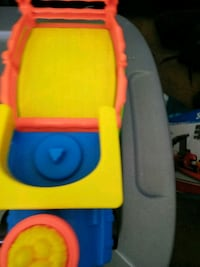 yellow, blue, and red Little Tikes cozy coupe San Diego, 92154