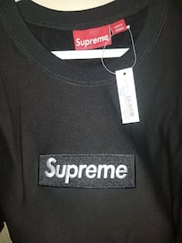 Supreme box logo crew neck rep perfect logo