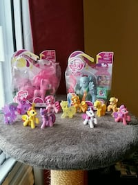 My Little Pony Lot of Toys