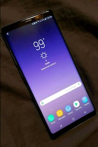 Samsung Note 8 T-Mobile Austin, 78721