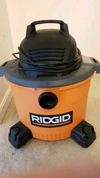 Rigid shop vac West Springfield, 22152